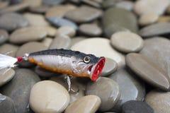钓鱼诱剂 免版税库存照片