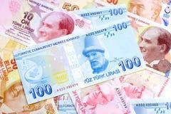钞票背景 免版税库存图片