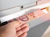钞票 图库摄影