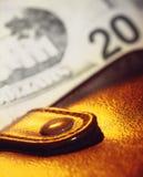 钞票 库存图片