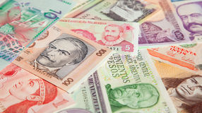 钞票 免版税库存图片