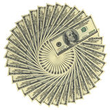 钞票 库存照片