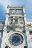 钟塔在威尼斯,意大利 图库摄影