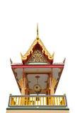 钟楼在公共区。 寺庙泰国。 免版税库存照片
