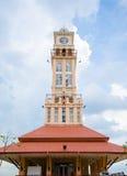 钟楼在吉兰丹,马来西亚 免版税库存图片