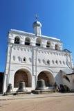 钟楼大教堂novgorod sophia st 免版税库存图片