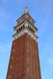 钟楼标记s st 库存图片