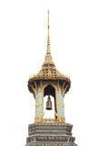 钟楼王宫曼谷 库存图片