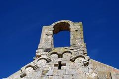 钟楼航行在撒丁岛 图库摄影