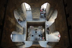 钟楼里面佛罗伦萨 免版税库存图片