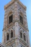 钟楼Giotto 库存照片
