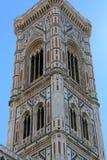 钟楼Giotto 免版税库存图片