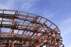钢制框架1 图库摄影