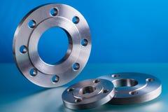 钢制焊接配件 免版税库存图片