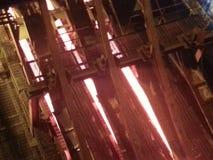 钢坯 免版税库存图片