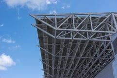钢屋顶 图库摄影