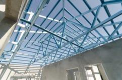 钢屋顶09 免版税图库摄影