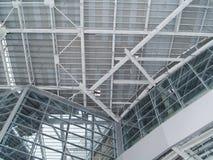 钢建筑 免版税图库摄影