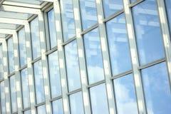 钢建筑 免版税库存图片