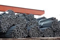 钢数据条 免版税库存照片