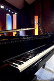 钢琴 库存图片