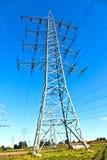 钢电定向塔 图库摄影