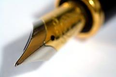 钢笔 图库摄影