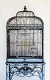 钢笼子 免版税库存图片