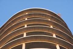 钢筋混凝土建筑 免版税库存照片