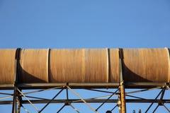 钢管 免版税图库摄影