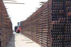 钢铁制品 免版税库存图片