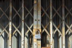 钢门37 免版税库存图片
