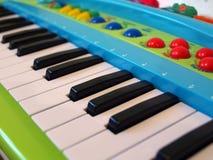 钢琴。 库存图片