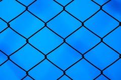 钢滤网笼子 免版税图库摄影