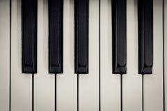 钢琴锁上天花板 免版税库存图片
