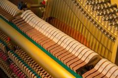 钢琴锤子; 免版税库存图片