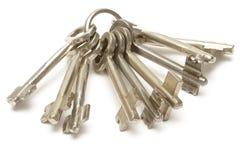 钥匙串 库存照片