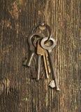 钥匙串 免版税库存照片