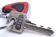 钥匙圈 图库摄影