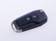 钥匙或汽车钥匙与遥控在背景 库存照片