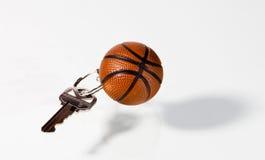 钥匙链 图库摄影