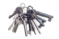 钥匙4 库存图片
