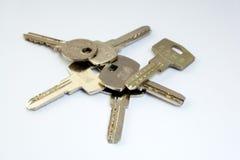 钥匙 免版税图库摄影