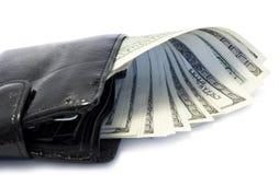 钱包 免版税库存图片