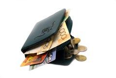 钱包 库存照片