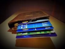 钱包 免版税图库摄影