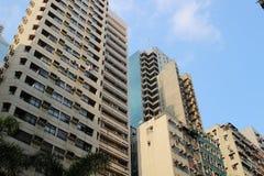 钳子lau在香港湾仔 免版税库存图片