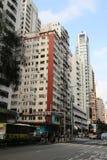 钳子lau在香港湾仔 库存图片