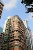 钳子lau在香港湾仔 图库摄影
