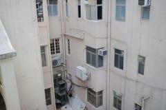 钳子lau在香港湾仔 库存照片